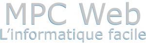 logo MPC Web L'informatique facile