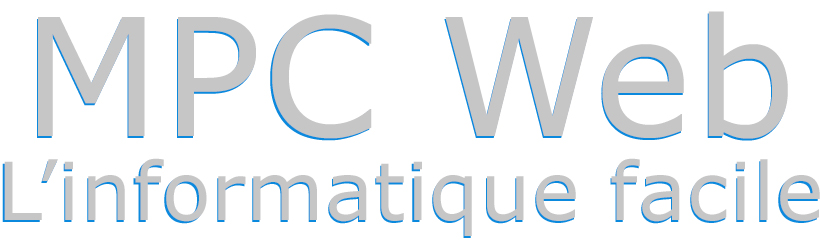 logo MPC Web L'informatique facile